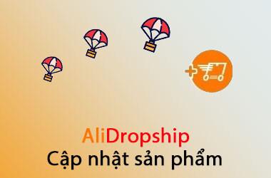 Cap Nhat San Pham Alidropship
