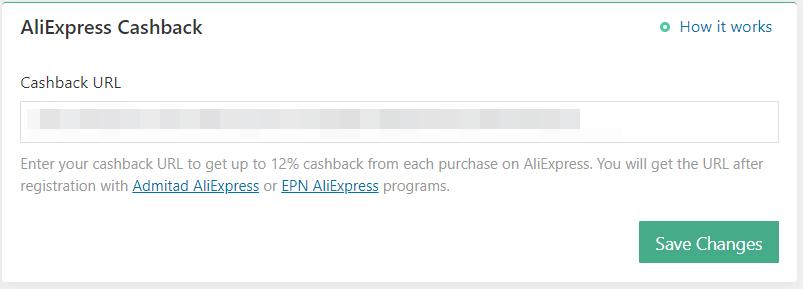 Hướng dẫn AliDropship – AliExpress Cashback (P11)