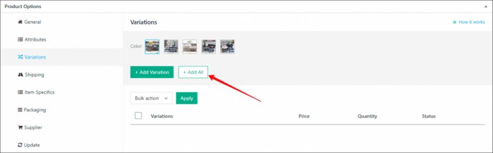 Hướng dẫn AliDropship – nhập sản phẩm của bạn (P14)