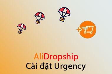 Urgency Trong Alidropship